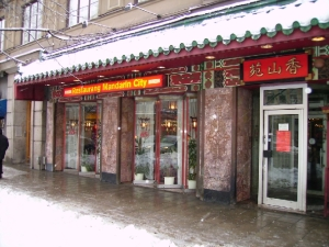restaurang mandarin city